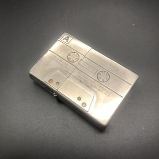 ZIPPO - 即決 zippo ジッポー カセットテープ J 02