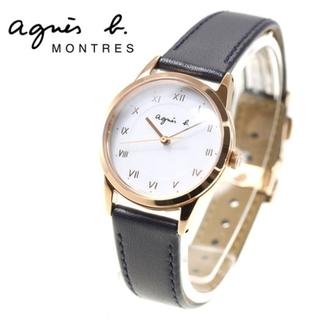 agnes b. - agnes b. 腕時計 ソーラー