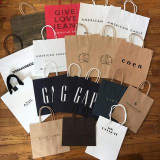 ラルフローレン(Ralph Lauren)のショップ袋18枚まとめ売り♡(ショップ袋)