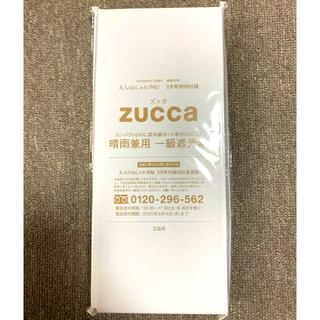 タカラジマシャ(宝島社)のZUCCa ズッカ 一級遮光 傘 大人のおしゃれ手帖付録(傘)