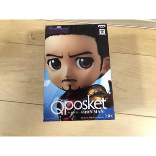 バンプレスト(BANPRESTO)のアイアンマン Qposket  フィギュア(アメコミ)
