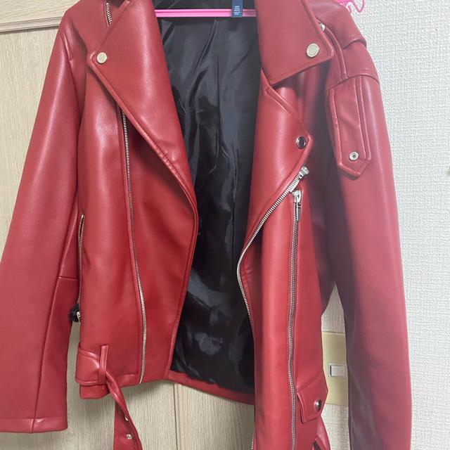 ZARA(ザラ)のZARAライダースジャケット メンズのジャケット/アウター(ライダースジャケット)の商品写真
