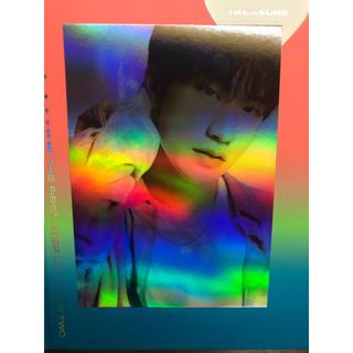 アイコン(iKON)のtreasure イェダム ポストカード (アイドルグッズ)