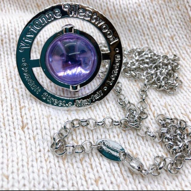 Vivienne Westwood(ヴィヴィアンウエストウッド)の専用 レディースのアクセサリー(ネックレス)の商品写真
