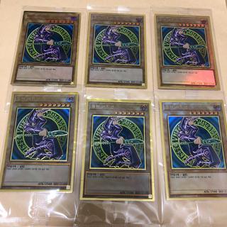 コナミ(KONAMI)の遊戯王 ブラックマジシャン プレミアムゴールド 未開封 韓国語6枚セット(シングルカード)