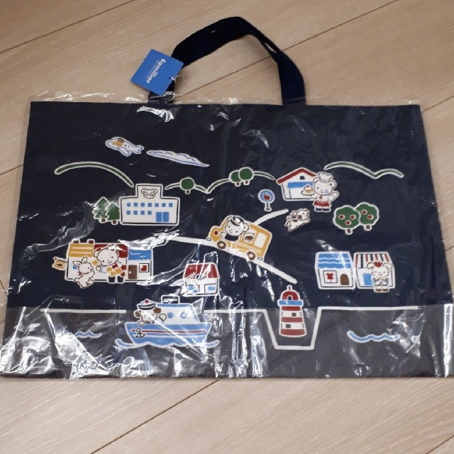 familiar(ファミリア)のファミリア レッスンバッグ 新品 キッズ/ベビー/マタニティのこども用バッグ(レッスンバッグ)の商品写真