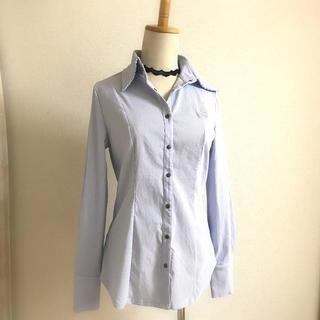オッズオン(OZZON)のドラゴニア ストライプシャツ(シャツ/ブラウス(長袖/七分))