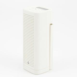 ムジルシリョウヒン(MUJI (無印良品))の防災にも 送料込み 無印良品 手回し充電ラジオ 型番:MJ‐RR1(防災関連グッズ)