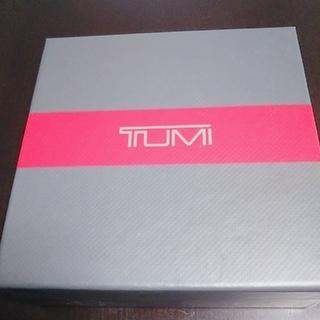 トゥミ(TUMI)のTUMIレザー ベルト新品未使用(ベルト)