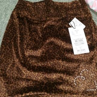 バナナチップス(BANANA CHIPS)のバナナチップス スカート 定価14800えん 160センチ(スカート)