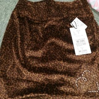 バナナチップス(BANANA CHIPS)のバナナチップス スカート 150センチ 定価14800えん(スカート)