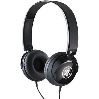 ヤマハ(ヤマハ)のヤマハ YAMAHA ヘッドホン ブラック HPH-50B(ヘッドフォン/イヤフォン)