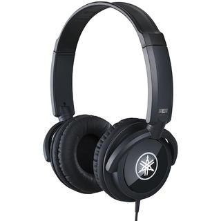 ヤマハ(ヤマハ)のヤマハ YAMAHA ヘッドホン ブラック HPH-100B(ヘッドフォン/イヤフォン)