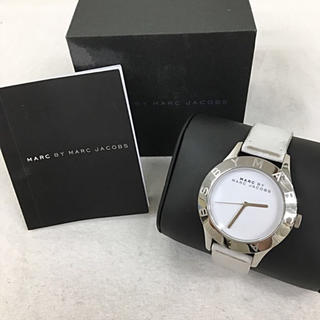 マークバイマークジェイコブス(MARC BY MARC JACOBS)のMARC BY MARC JACOBS マークジェイコブス 腕時計 送料込み(腕時計)