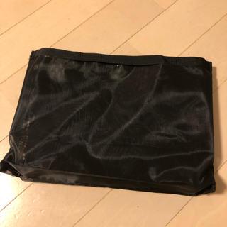 ムジルシリョウヒン(MUJI (無印良品))の無印良品 バッグインバッグ インナーバッグ 黒A4(ポーチ)