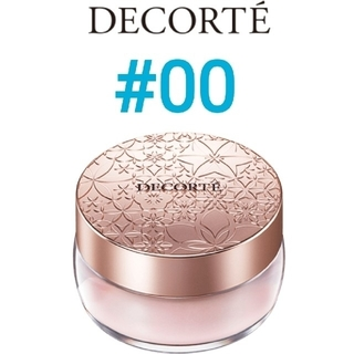 COSME DECORTE - コスメデコルテ フェイスパウダー #00 ✨人気色✨