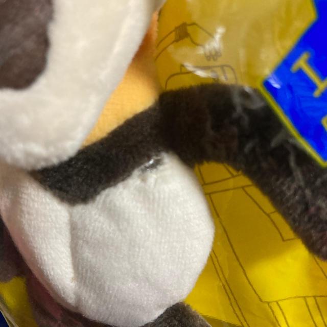 KALDI(カルディ)のKALDI  やぎべえ  マスコット キーホルダー エンタメ/ホビーのおもちゃ/ぬいぐるみ(キャラクターグッズ)の商品写真