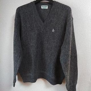 マンシングウェア(Munsingwear)のマンシングウェア メンズセーター M(ニット/セーター)