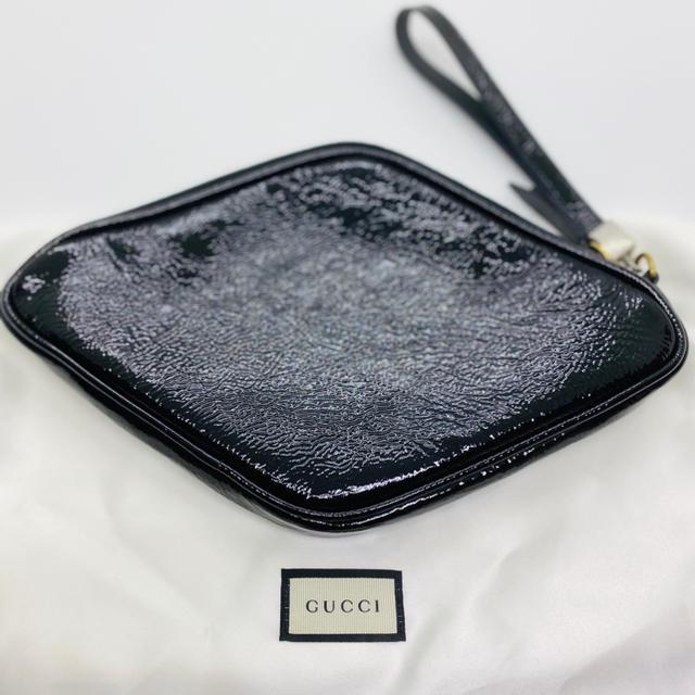 Gucci(グッチ)のGUCCI グッチ クラッチバッグ ポーチ メンズのバッグ(セカンドバッグ/クラッチバッグ)の商品写真