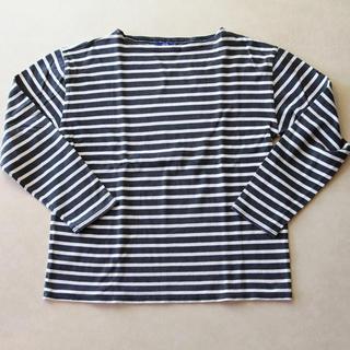 セントジェームス(SAINT JAMES)のセントジェームス(SAINT JAMES) ボートネックTシャツ ボーダー(Tシャツ/カットソー(七分/長袖))