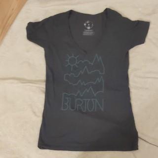 バートン(BURTON)のBURTON Vネック半袖Tシャツ(Tシャツ(半袖/袖なし))