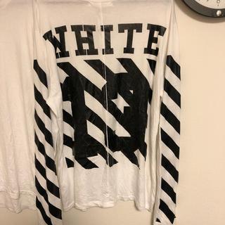OFF-WHITE - オフホワイト ロンT