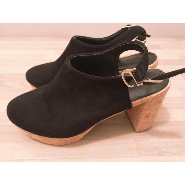 AZUL by moussy(アズールバイマウジー)の《新品同様》AZUL厚底ヒール レディースの靴/シューズ(ハイヒール/パンプス)の商品写真