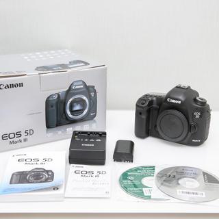 Canon - EOS 5DmarkⅢ ボディ 美品