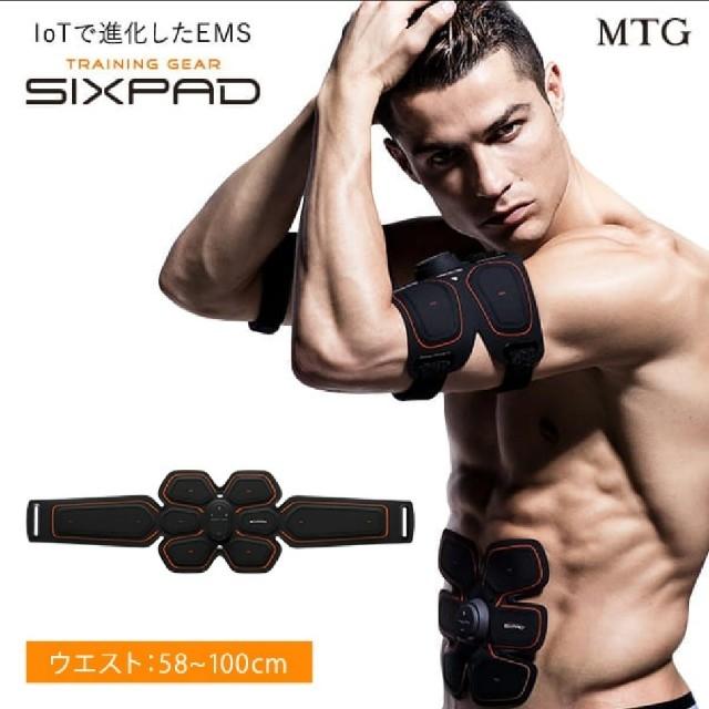 SIXPAD(シックスパッド)の新品 シックスパッド アブズベルト スポーツ/アウトドアのトレーニング/エクササイズ(トレーニング用品)の商品写真
