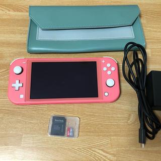 Nintendo Switch - Nintendo Switch Lite ニンテンドースイッチ ライト 本体