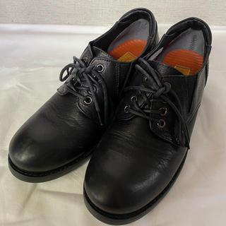 アシナガオジサン(あしながおじさん)のあしながおじさん  レースアップパンプス(ローファー/革靴)
