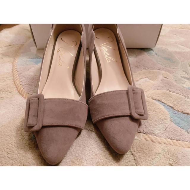 Noela(ノエラ)のパンプス レディースの靴/シューズ(ハイヒール/パンプス)の商品写真
