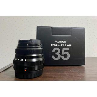 富士フイルム - 富士フイルム Fujifilm xf35mm f2.0