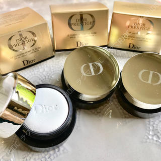 Dior - 【お試し✦10,560円分】010 プレステージ ルクッション タンドゥローズ