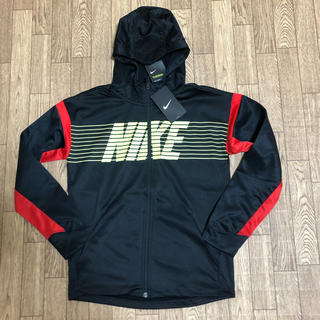 NIKE - 《新品未使用》ナイキ DRY-FIT キッズ ジップアップ パーカー 160