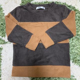 ライトオン(Right-on)のキッズ100㎝ フリース長袖(Tシャツ/カットソー)