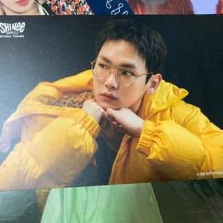 シャイニー(SHINee)のSHINee キー ポストカード(K-POP/アジア)