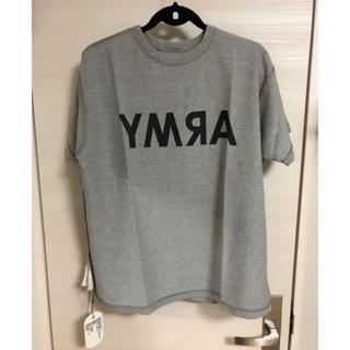 ネクサスセブン(NEXUSVII)のNEXUSVII. ネクサスセブン ARMY REVERSE SIDE Tシャツ(Tシャツ/カットソー(半袖/袖なし))