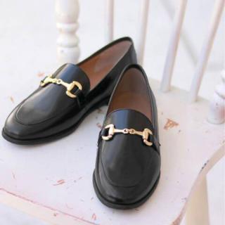 イエナスローブ(IENA SLOBE)の【MARION TOUFET/マリオントゥッフェ】 ビットツキローファー(ローファー/革靴)