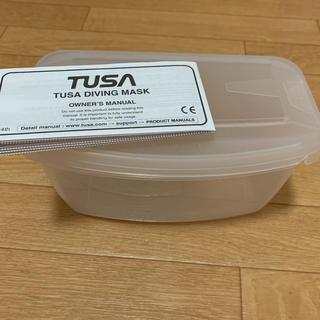 ツサ(TUSA)の【TUSA】シュノーケルマスクケース(マリン/スイミング)