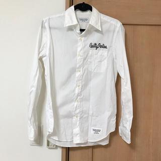 WACKO MARIA - WACKOMARIA ホワイトシャツ
