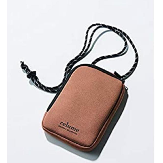 【即購入OK・送料無料】LEE10月号付録 レディースのファッション小物(ポーチ)の商品写真