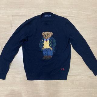ポロラルフローレン(POLO RALPH LAUREN)のラルフローレン ポロベアー ニット セーター supreme nike(ニット/セーター)