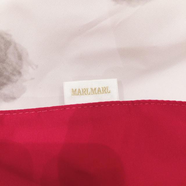 未使用 マールマール リバーシブル エプロン キッズ/ベビー/マタニティの授乳/お食事用品(お食事エプロン)の商品写真