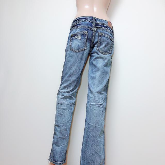SpRay(スプレイ)のSpRay デニムパンツ ボトム♡マウジー ロデオクラウンズ SLY リーバイス レディースのパンツ(デニム/ジーンズ)の商品写真
