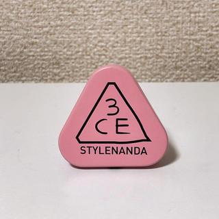 スリーシーイー(3ce)の3CE tinted treatment lip balm(リップケア/リップクリーム)