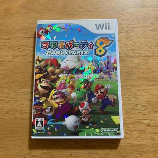 ウィー(Wii)のWii ソフト マリオパーティー8(家庭用ゲームソフト)