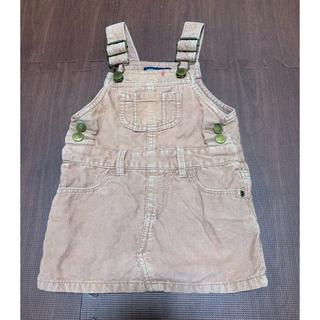 ベビーギャップ(babyGAP)のオーバースカート GAP  80(スカート)