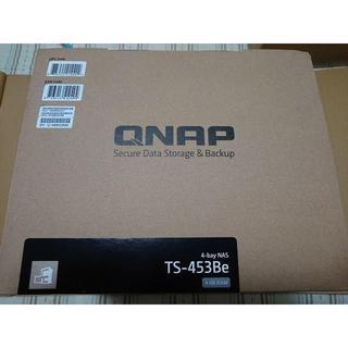 新品 QNAP TS-453Be メモリー 4GB NAS