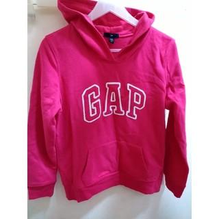 ギャップ(GAP)のGAP トレーナー ピンク レディース(トレーナー/スウェット)